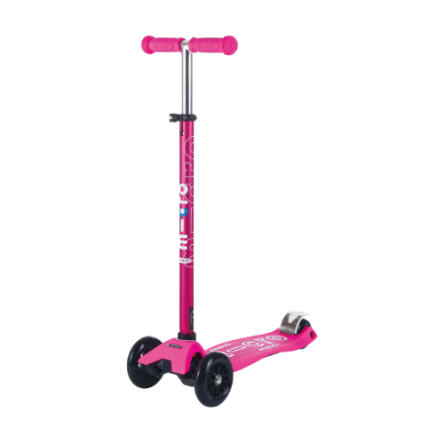 Scooter Maxi Deluxe Rosado