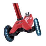 Maxi Micro Deluxe LED Rojo