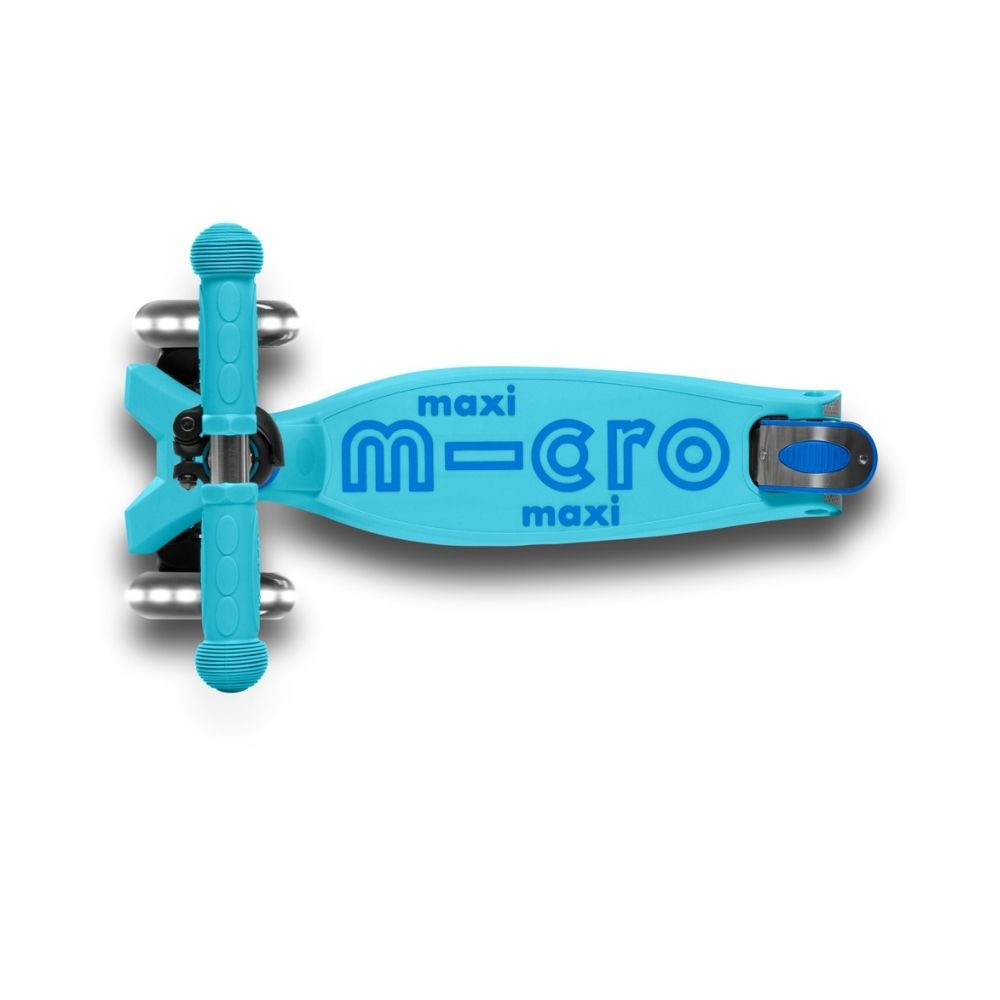 Maxi Micro Deluxe Foldable Celeste
