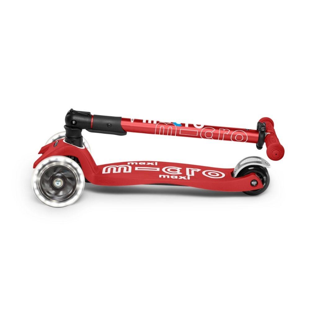 Maxi Micro Deluxe Foldable Rojo
